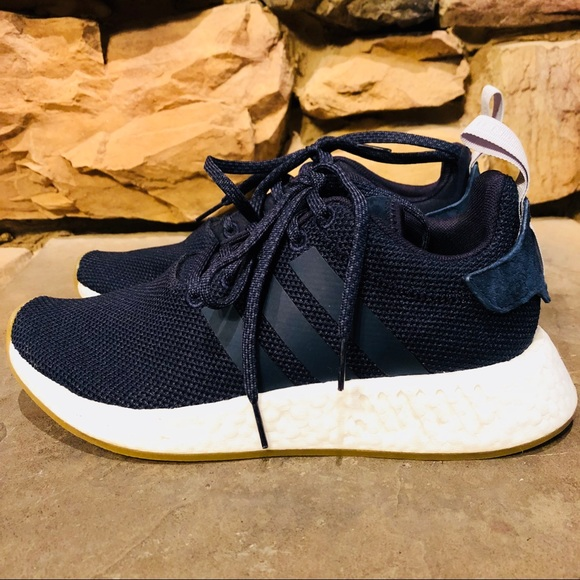 0b777247c65951 adidas Shoes - Adidas NMD - Navy Blue - Women s Size 7